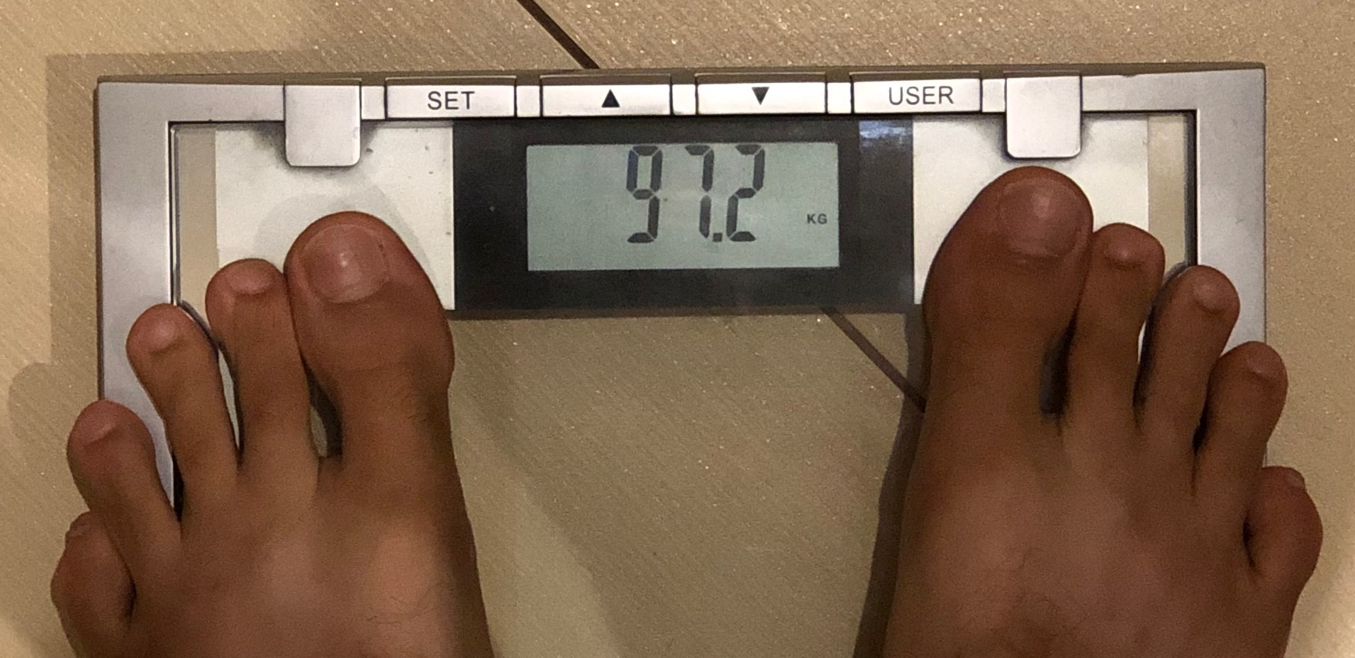 Day 14 morning weight